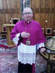 Ks. proboszcz Franciszek Molski